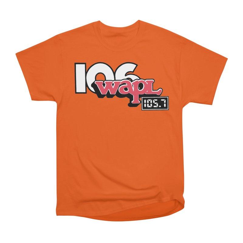 WAPL Digital Transition Logo Women's T-Shirt by 105.7 WAPL Store