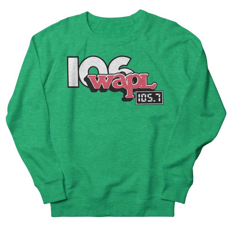 WAPL Digital Transition Logo Women's Sweatshirt by 105.7 WAPL Store