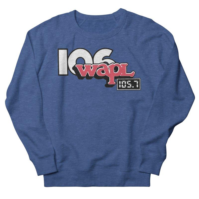 WAPL Digital Transition Logo Men's Sweatshirt by 105.7 WAPL Store