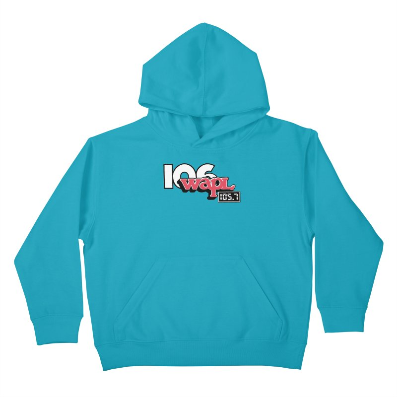 WAPL Digital Transition Logo Kids Pullover Hoody by 105.7 WAPL Web Store
