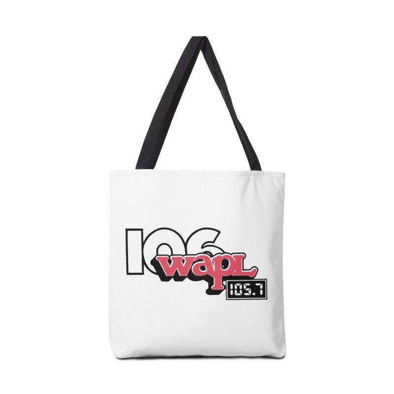 WAPL Digital Transition Logo Accessories Bag by 105.7 WAPL Store