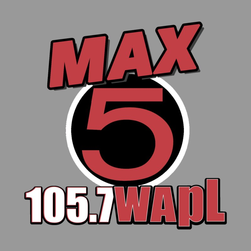 Max 5 Kids T-Shirt by 105.7 WAPL Store