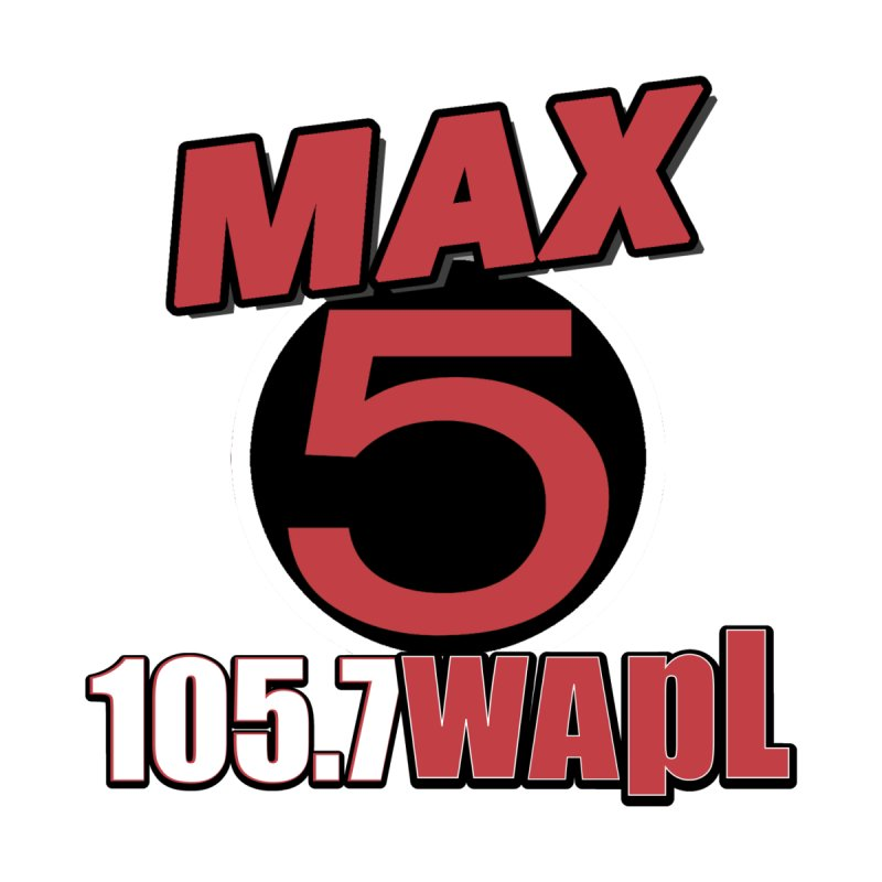Max 5 Home Stretched Canvas by 105.7 WAPL Web Store