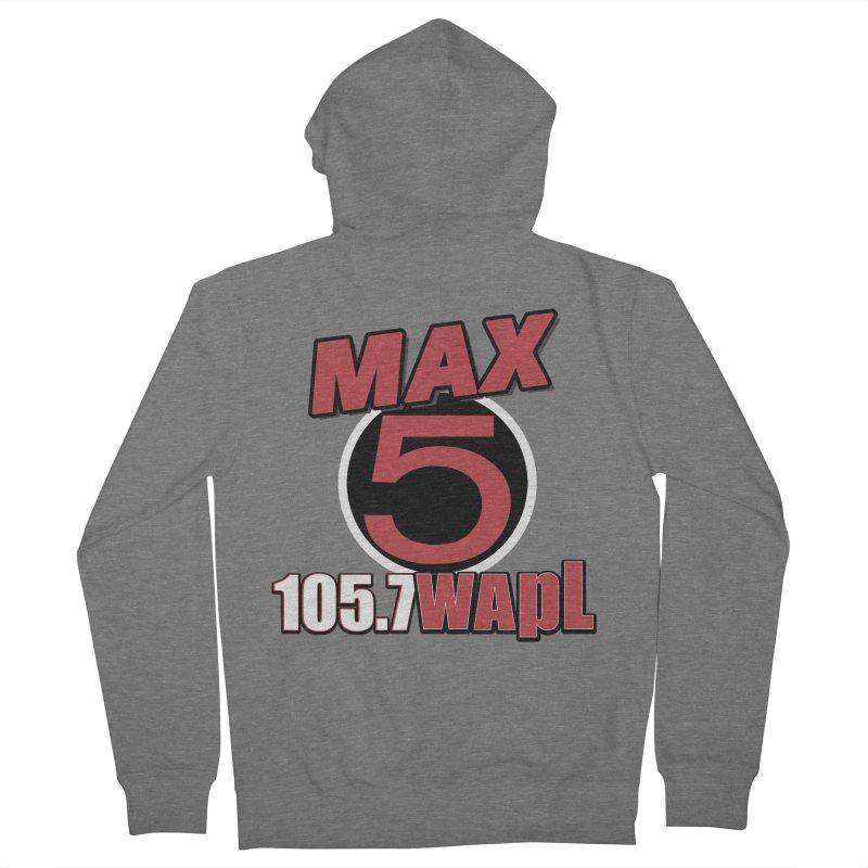 Max 5 Women's Zip-Up Hoody by 105.7 WAPL Store