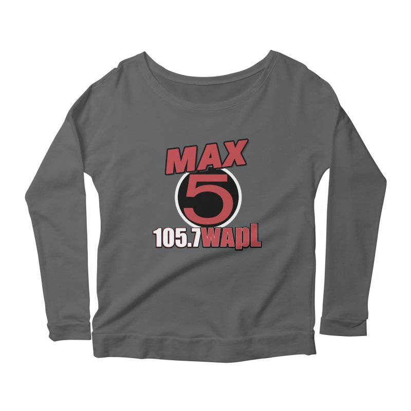 Max 5 Women's Longsleeve T-Shirt by 105.7 WAPL Store