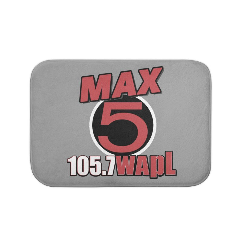 Max 5 Home Bath Mat by 105.7 WAPL Store