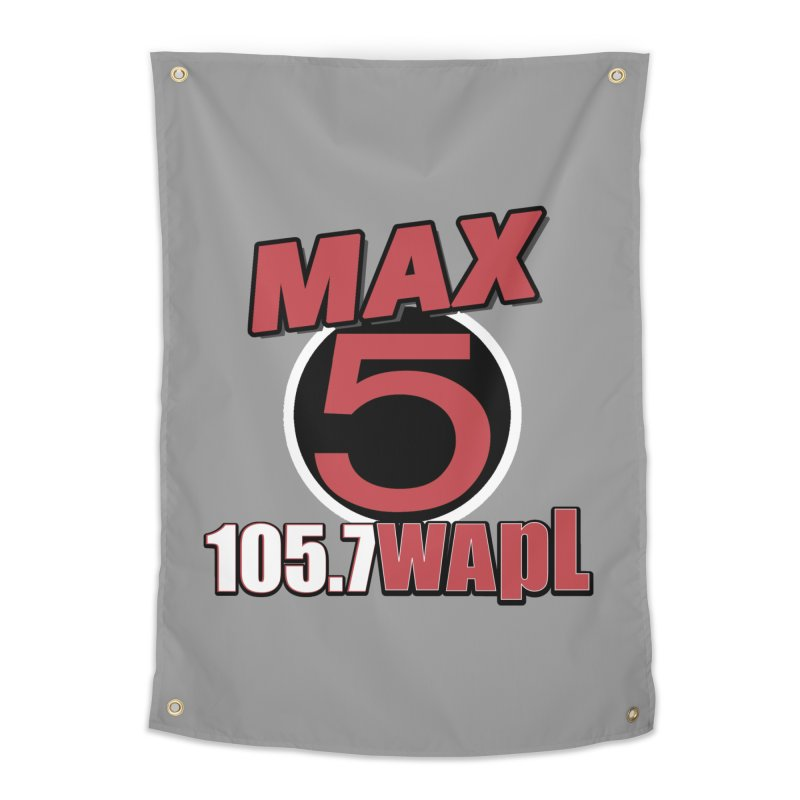 Max 5 Home Tapestry by 105.7 WAPL Store