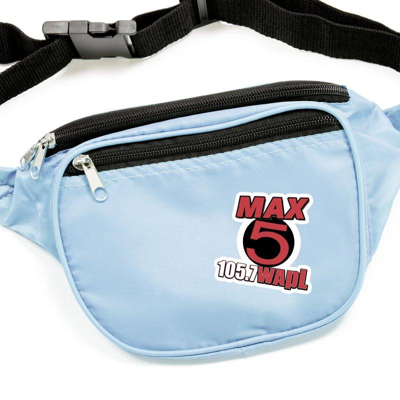 Max 5 Accessories Sticker by 105.7 WAPL Store
