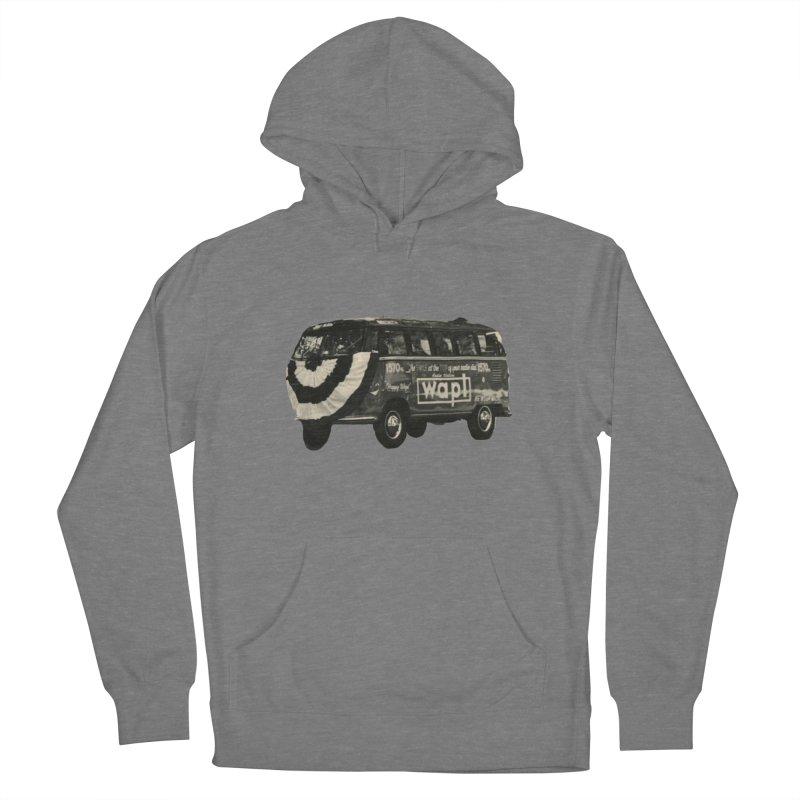 "WAPL-AM ""Old School"" Bus Women's Pullover Hoody by 105.7 WAPL Store"