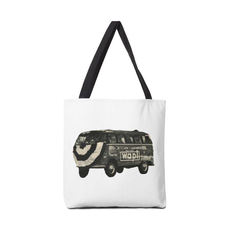 "WAPL-AM ""Old School"" Bus Accessories Bag by 105.7 WAPL Store"