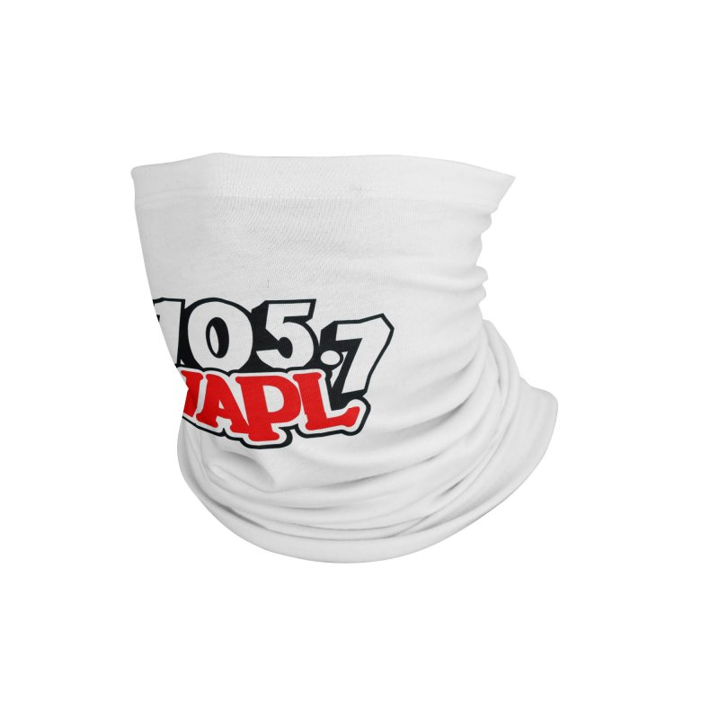 WAPL 90s Logo Accessories Neck Gaiter by 105.7 WAPL Store
