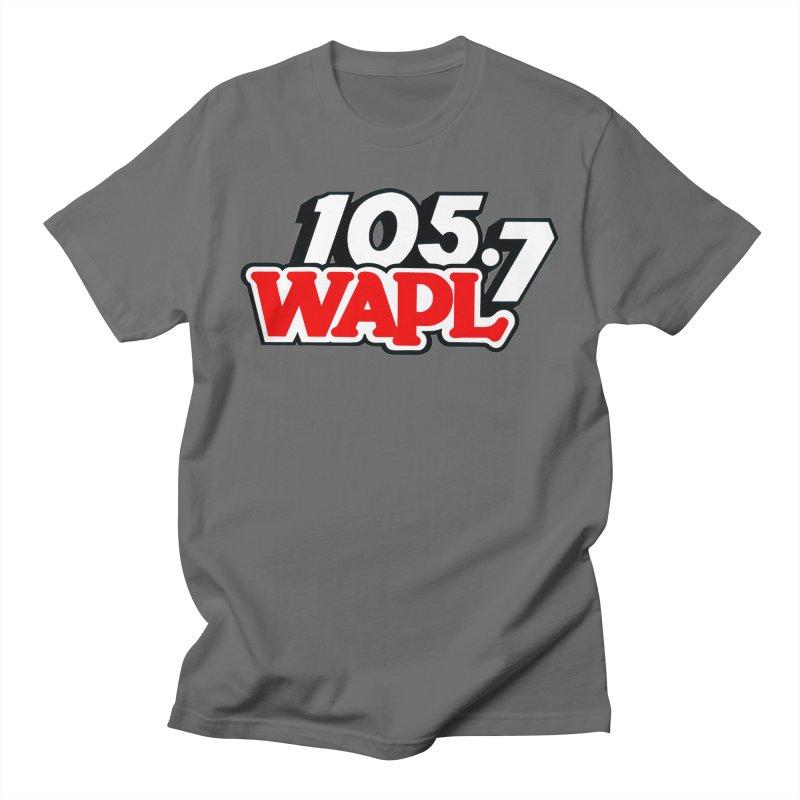 WAPL 90s Logo Women's T-Shirt by 105.7 WAPL Store