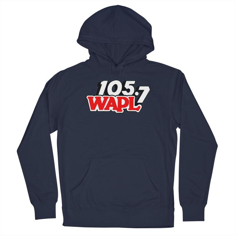 WAPL 90s Logo Men's Pullover Hoody by 105.7 WAPL Store