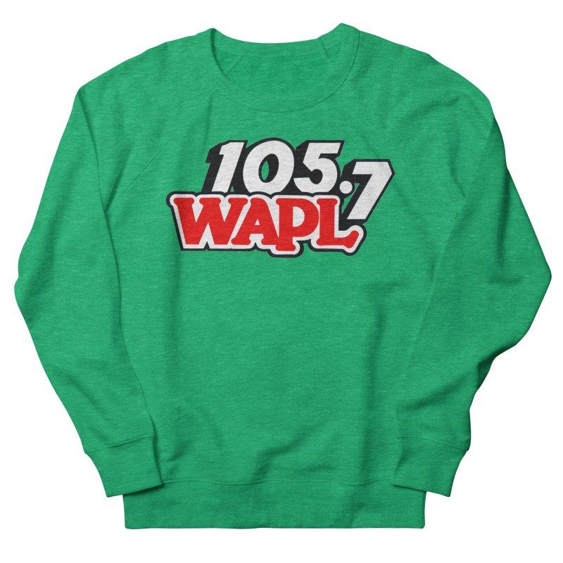WAPL 90s Logo Women's Sweatshirt by 105.7 WAPL Store