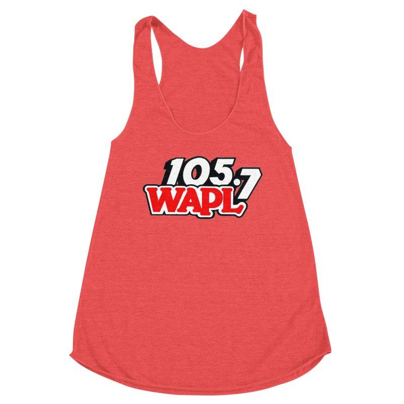 WAPL 90s Logo Women's Tank by 105.7 WAPL Store