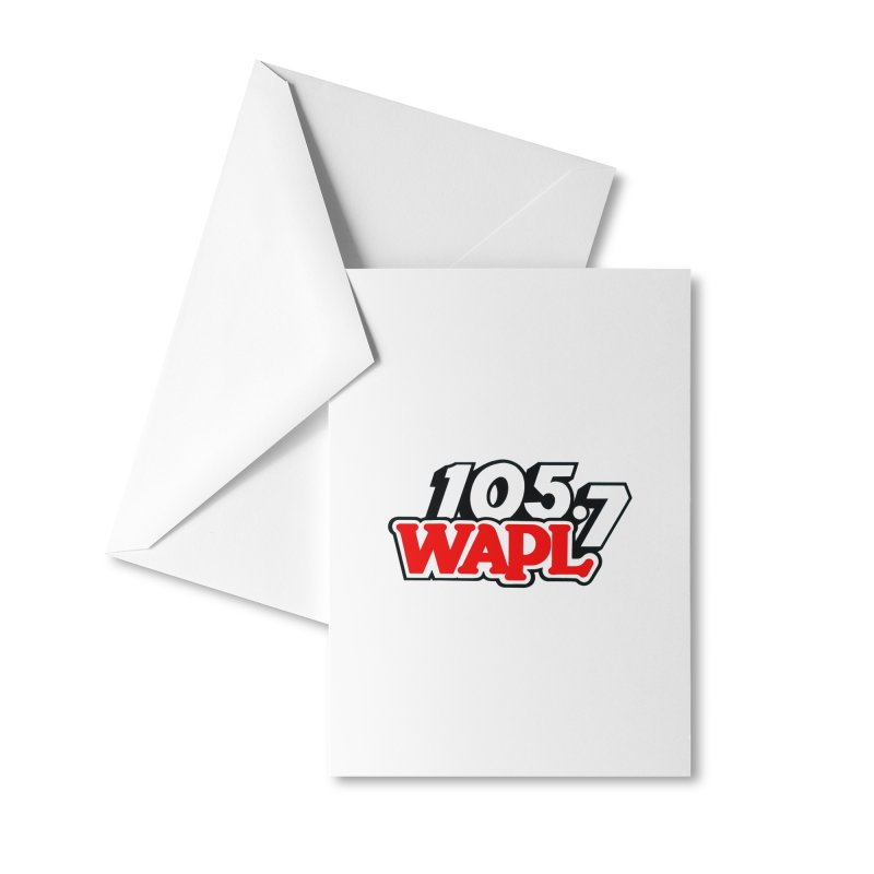 Accessories None by 105.7 WAPL Store