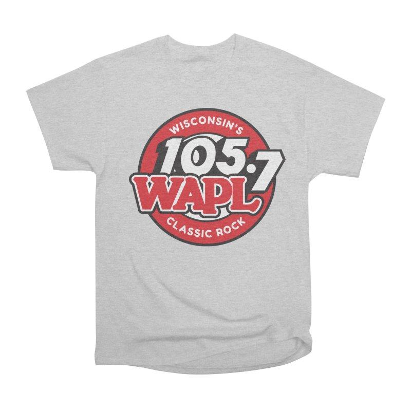 """WAPL """"Wisconsin's Classic Rock"""" [2021] Men's T-Shirt by 105.7 WAPL Store"""
