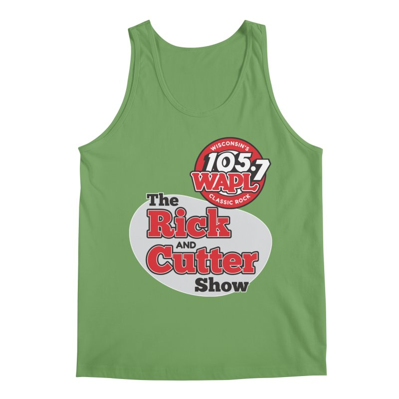 The Rick & Cutter Show Men's Tank by 105.7 WAPL Store