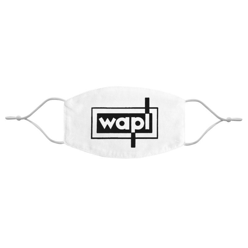 WAPL-AM circa the 50s Accessories Face Mask by 105.7 WAPL Store