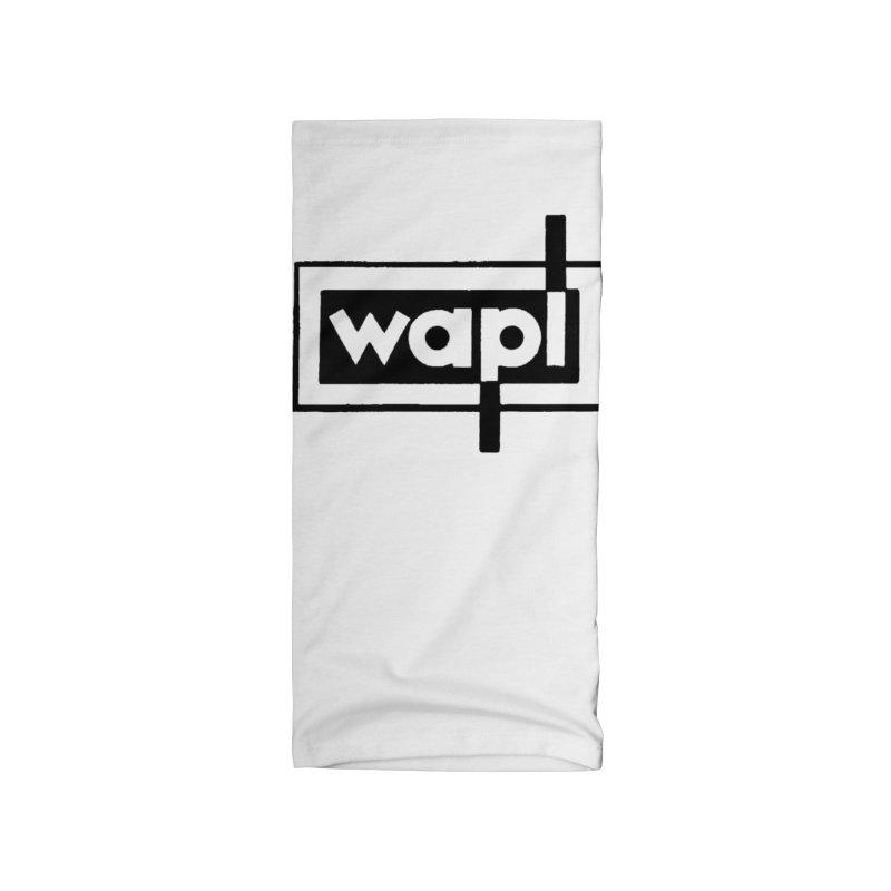 WAPL-AM circa the 50s Accessories Neck Gaiter by 105.7 WAPL Store