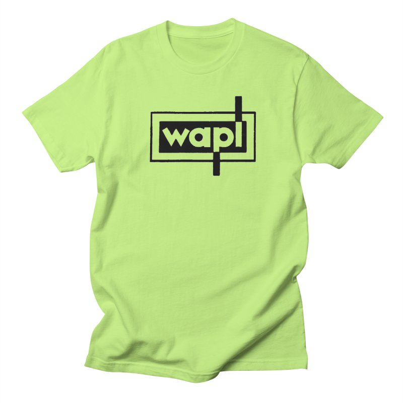 WAPL-AM circa the 50s Men's T-Shirt by 105.7 WAPL Store