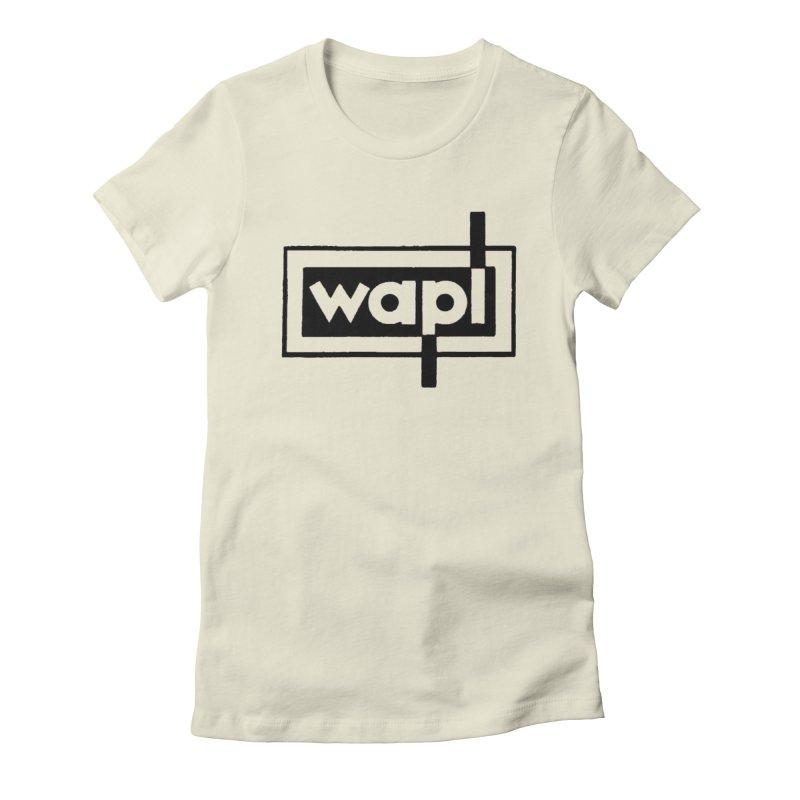 WAPL-AM circa the 50s Women's T-Shirt by 105.7 WAPL Store