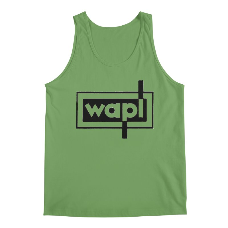 WAPL-AM circa the 50s Men's Tank by 105.7 WAPL Store