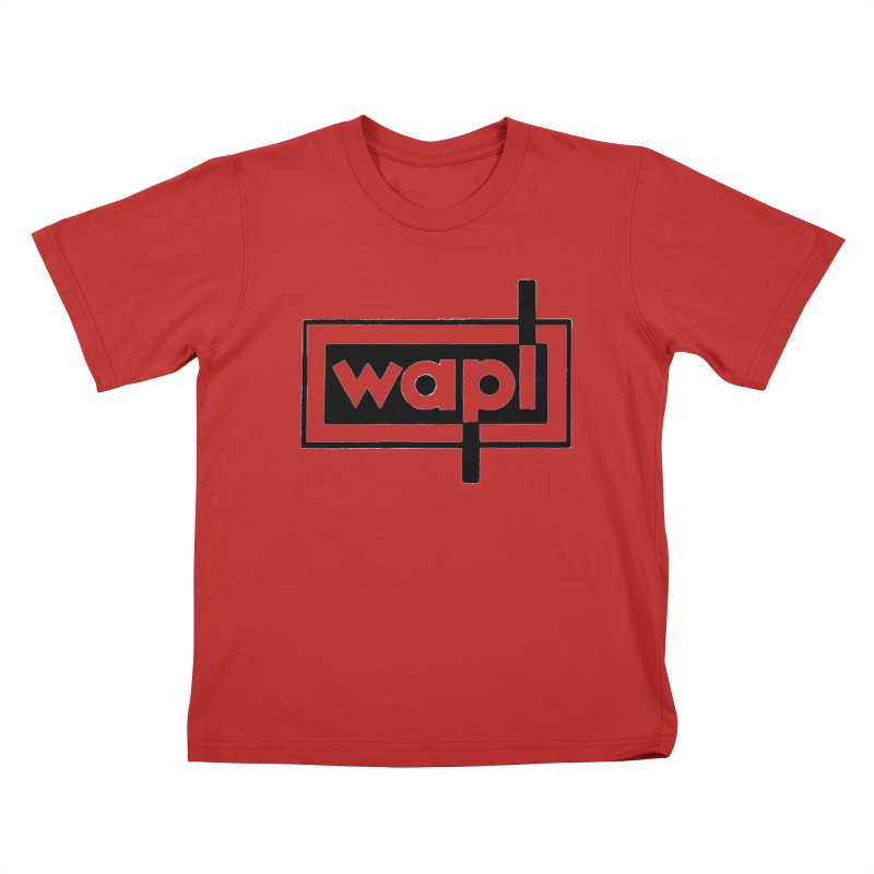 WAPL-AM circa the 50s Kids T-Shirt by 105.7 WAPL Store