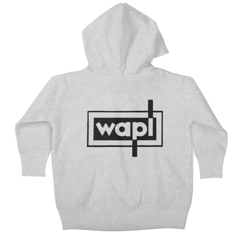 WAPL-AM circa the 50s Kids Baby Zip-Up Hoody by 105.7 WAPL Store