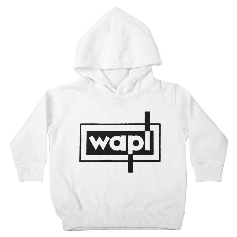 WAPL-AM circa the 50s Kids Toddler Pullover Hoody by 105.7 WAPL Web Store