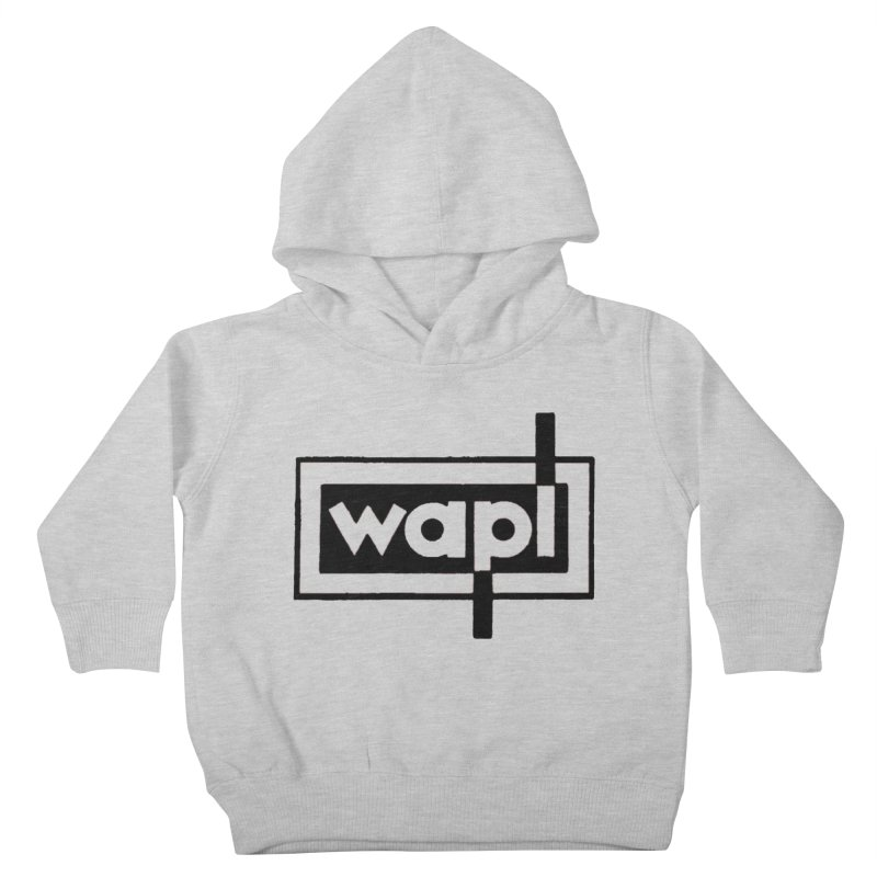 WAPL-AM circa the 50s Kids Toddler Pullover Hoody by 105.7 WAPL Store