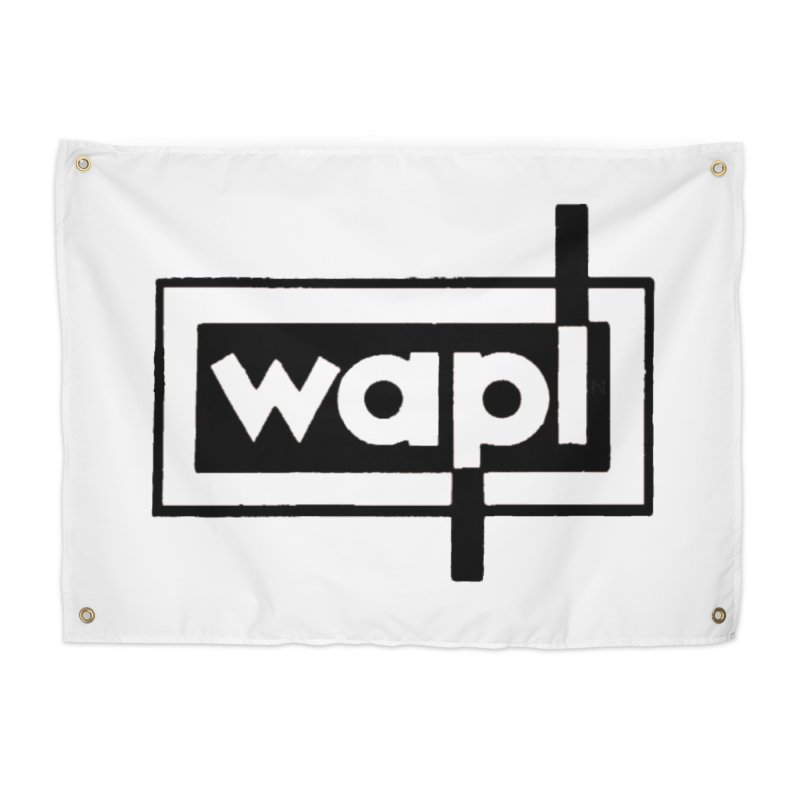 WAPL-AM circa the 50s Home Tapestry by 105.7 WAPL Web Store