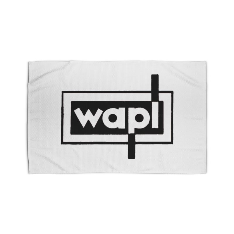 WAPL-AM circa the 50s Home Rug by 105.7 WAPL Web Store