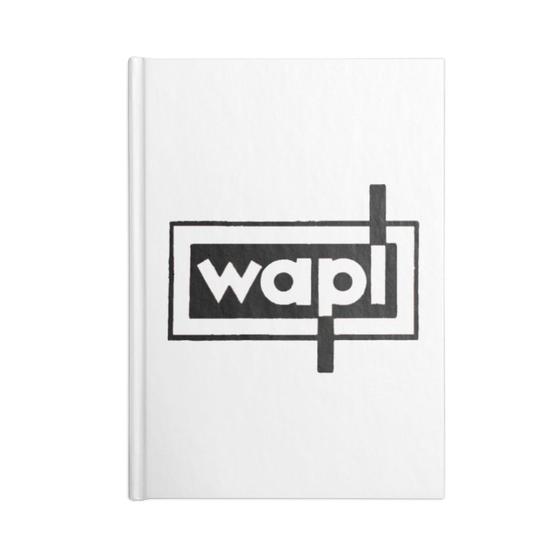 WAPL-AM circa the 50s Accessories Notebook by 105.7 WAPL Store