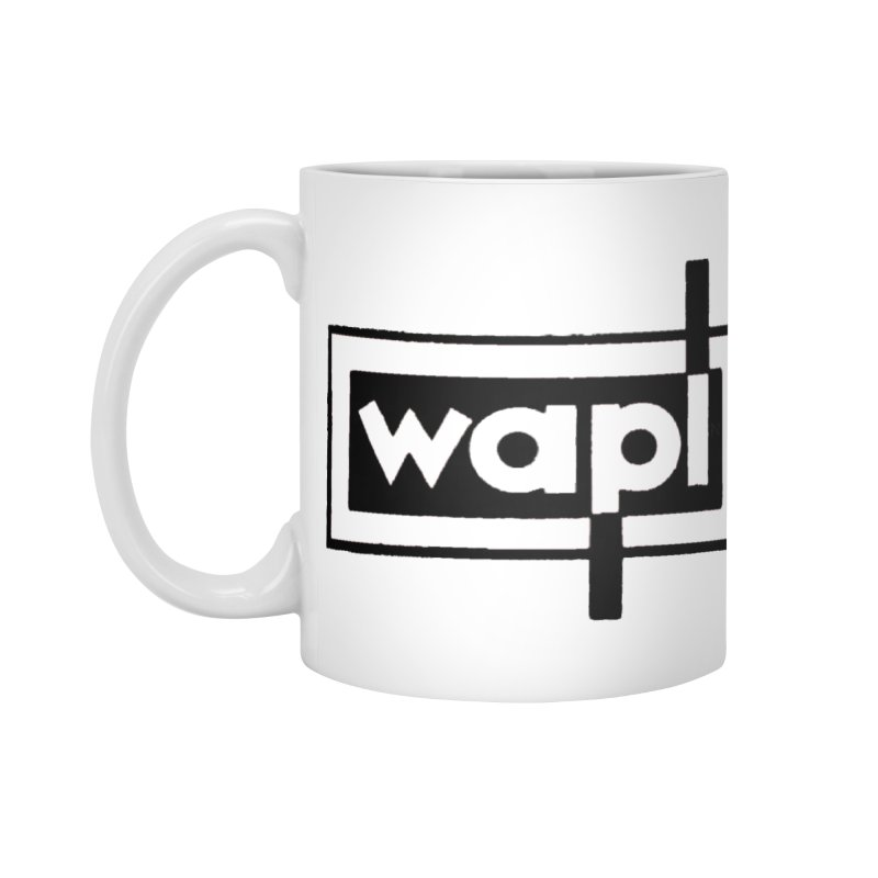 WAPL-AM circa the 50s Accessories Standard Mug by 105.7 WAPL Web Store
