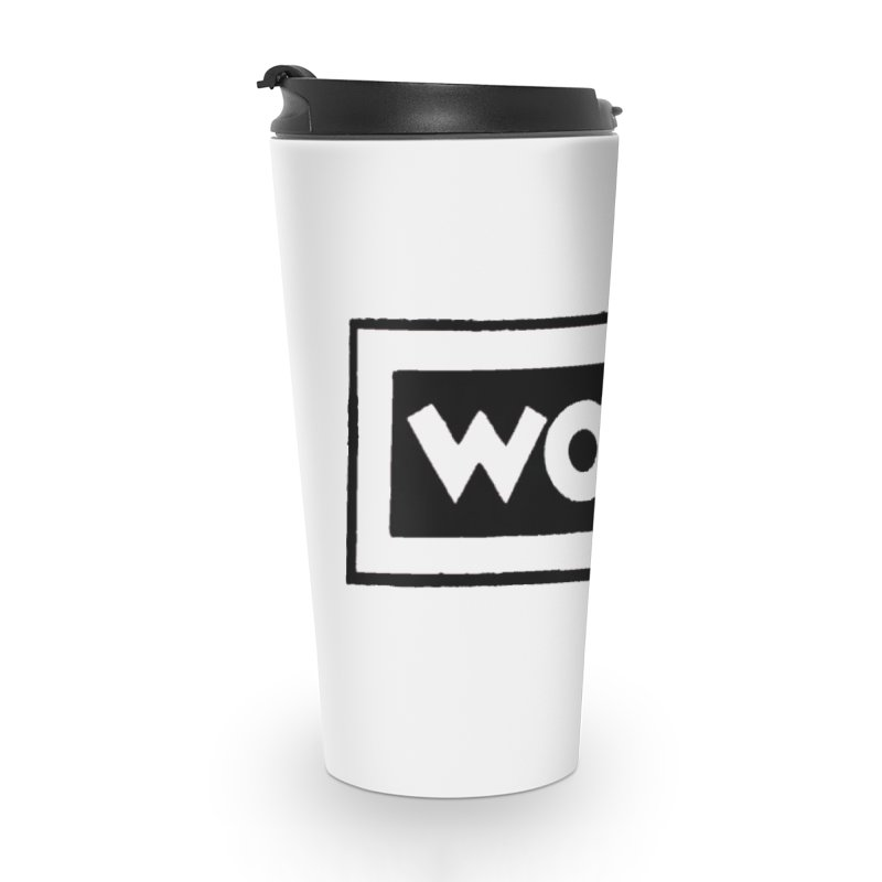 WAPL-AM circa the 50s Accessories Travel Mug by 105.7 WAPL Web Store