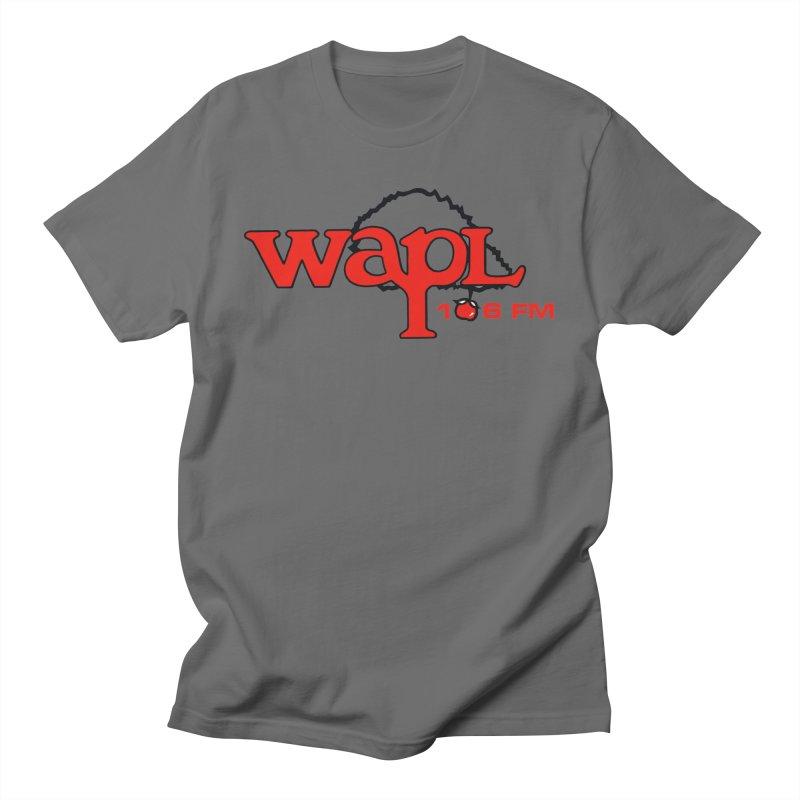 WAPL 80s 'Apple Tree' - Version 2 Women's T-Shirt by 105.7 WAPL Store