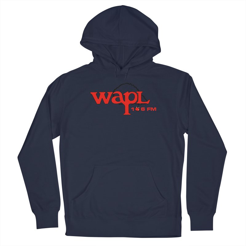 WAPL 80s 'Apple Tree' - Version 2 Men's Pullover Hoody by 105.7 WAPL Store