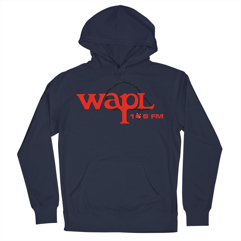 WAPL 80s 'Apple Tree' - Version 2 Women's French Terry Pullover Hoody by 105.7 WAPL Web Store