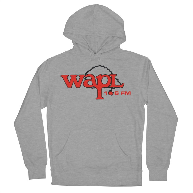 WAPL 80s 'Apple Tree' - Version 2 Men's French Terry Pullover Hoody by 105.7 WAPL Web Store
