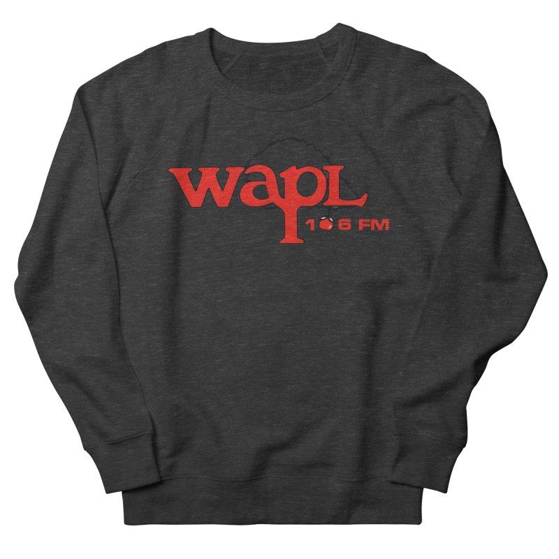 WAPL 80s 'Apple Tree' - Version 2 Men's Sweatshirt by 105.7 WAPL Store