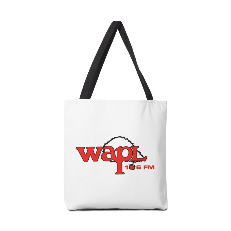 WAPL 80s 'Apple Tree' - Version 2 Accessories Bag by 105.7 WAPL Store