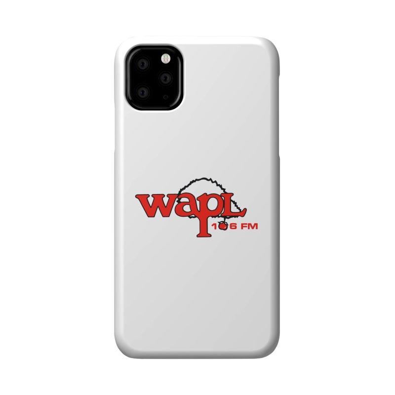 WAPL 80s 'Apple Tree' - Version 2 Accessories Phone Case by 105.7 WAPL Web Store