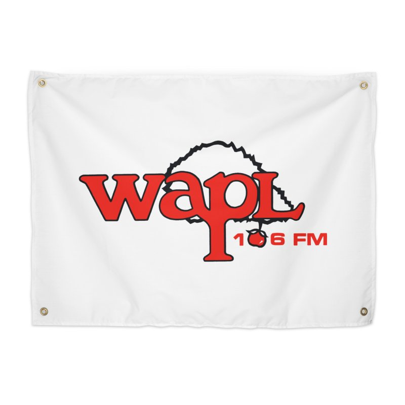 WAPL 80s 'Apple Tree' - Version 2 Home Tapestry by 105.7 WAPL Web Store