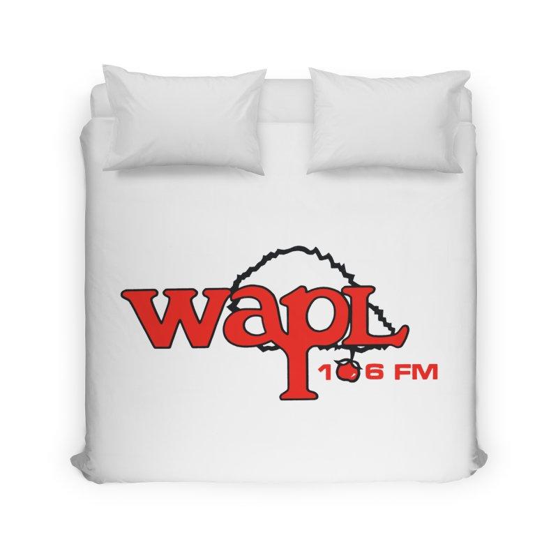 WAPL 80s 'Apple Tree' - Version 2 Home Duvet by 105.7 WAPL Web Store