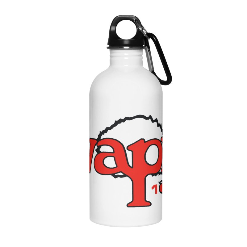 WAPL 80s 'Apple Tree' - Version 2 Accessories Water Bottle by 105.7 WAPL Web Store