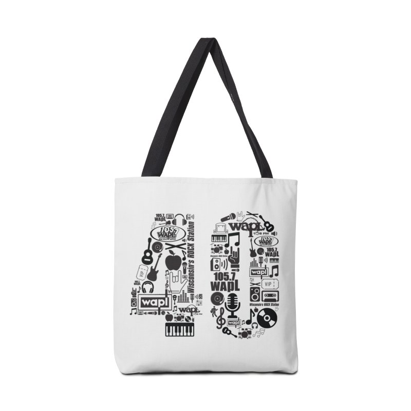 WAPL 40th Anniversary Accessories Bag by 105.7 WAPL Web Store
