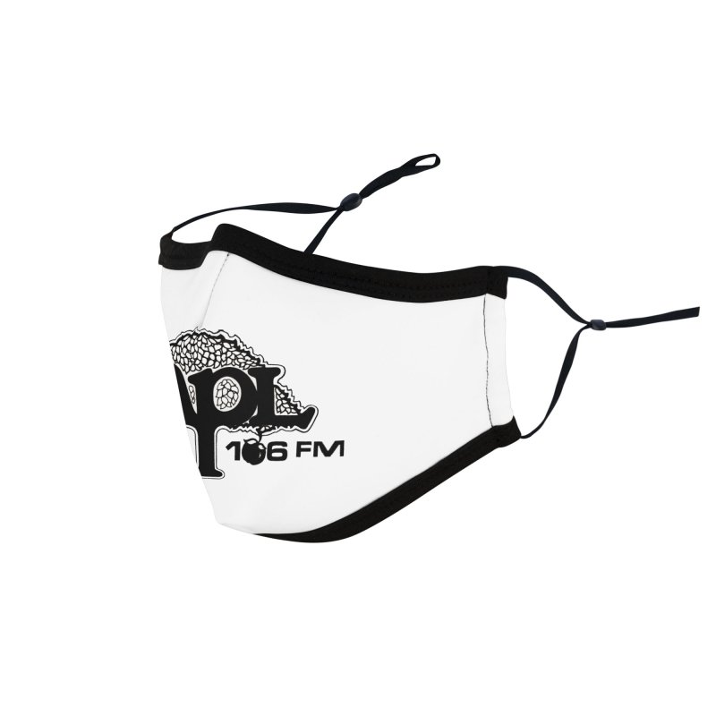 WAPL 80s 'Apple Tree' - Version 1 Accessories Face Mask by 105.7 WAPL Store