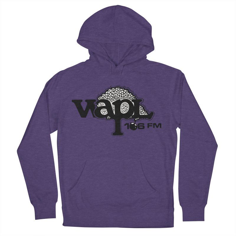 WAPL 80s 'Apple Tree' - Version 1 Women's French Terry Pullover Hoody by 105.7 WAPL Web Store