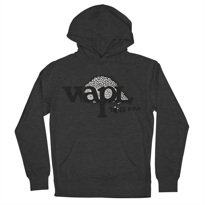 WAPL 80s 'Apple Tree' - Version 1 Men's French Terry Pullover Hoody by 105.7 WAPL Web Store